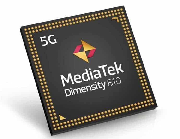 Oppo lanzará uno de los primeros smartphones con el SoC Dimensity 810