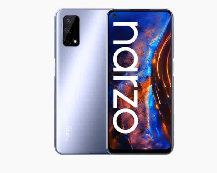 Realme Narzo 30 5G 4GB + 64GB variante lanzada, las ventas comienzan el 24 de agosto