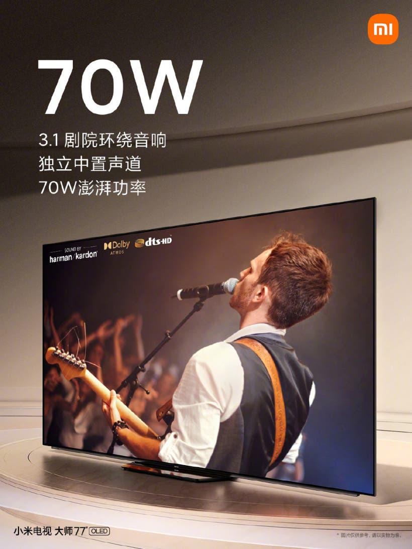 Xiaomi TV OLED