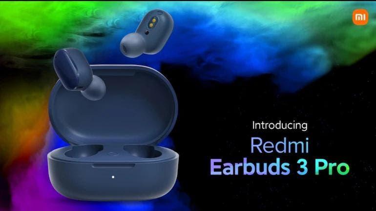Precio de Redmi Earbuds 3 Pro en India