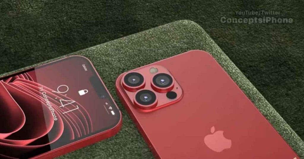 La lista de precios de la serie iPhone 13 superará los $ 2,000