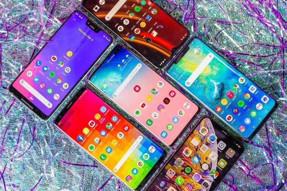 La producción de teléfonos inteligentes disminuyó en el segundo trimestre de 2021: Samsung y Apple golpearon con fuerza