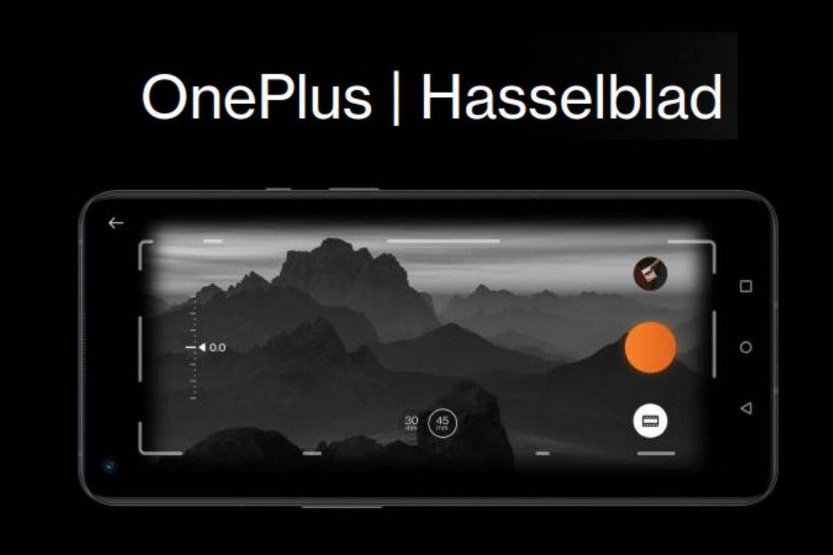 La serie OnePlus 9 recibe el modo de cámara XPan de Hasselblad para tomas panorámicas