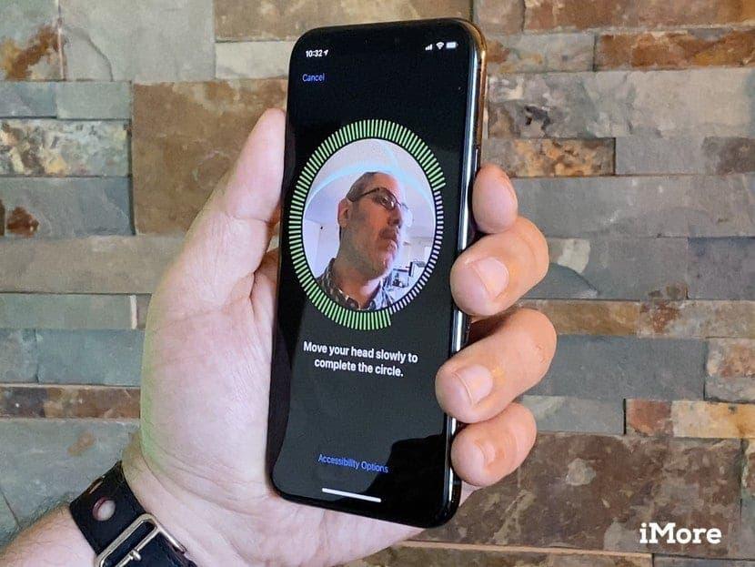 reconocimiento facial del iPhone 12