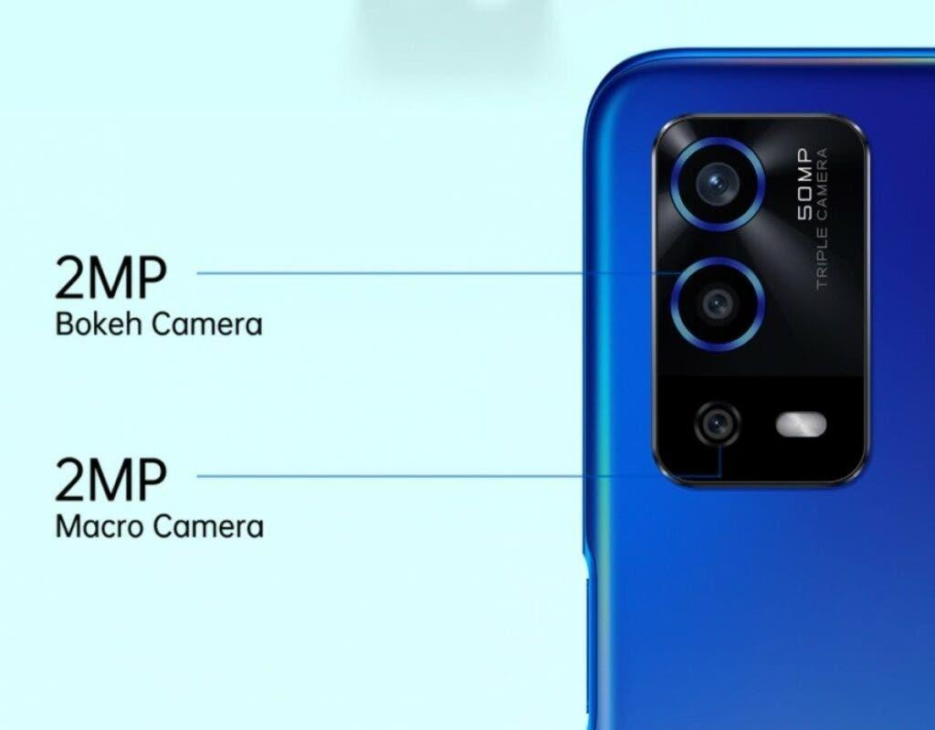 El diseño y las especificaciones del Oppo A55 4G se confirman antes del lanzamiento