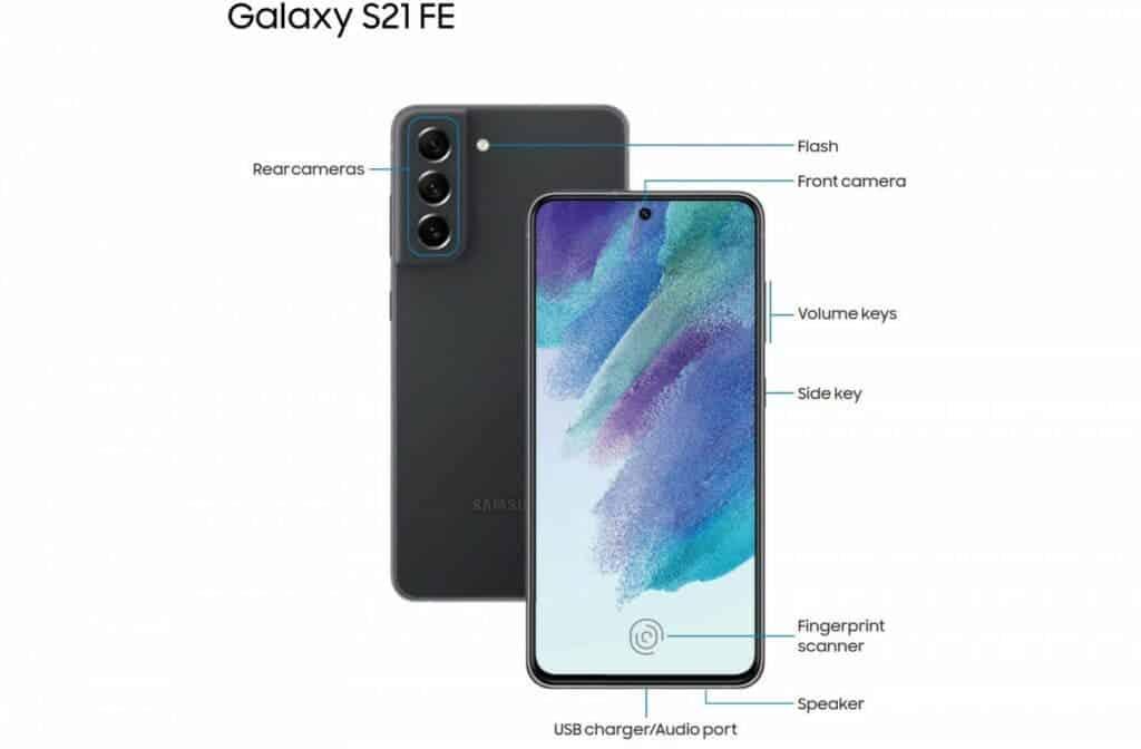 Galaxy S21 FE cancelado: Samsung elimina las páginas de soporte
