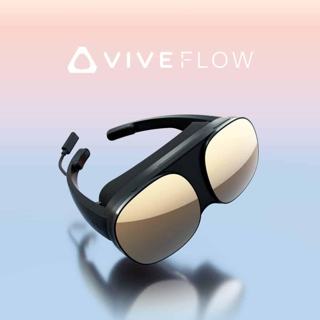HTC Vive Flow se lanzó con una nueva versión de tecnología VR