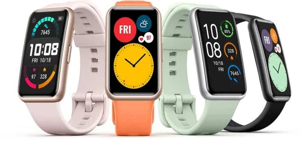 Huawei Watch Fit se lanzará en India antes de Diwali, consulte especificaciones y precio