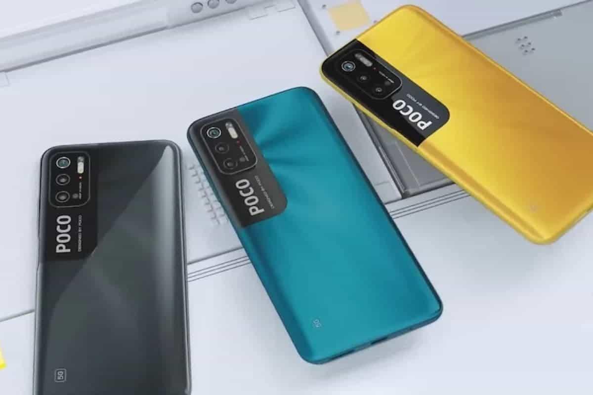 La lista de la FCC de Poco M4 Pro 5G muestra variantes de almacenamiento y cintas 5G compatibles